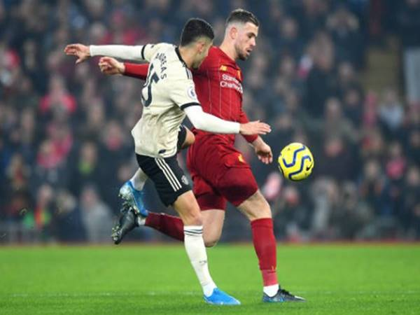 Liverpool 2-0 Man United: Ai sẽ thay Rashford?