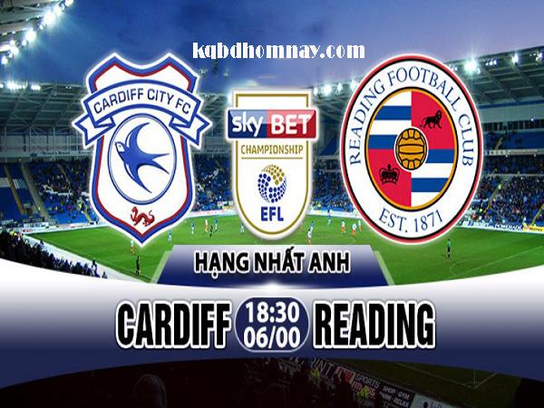 Nhận định Cardiff vs Reading, 02h45 ngày 01/2