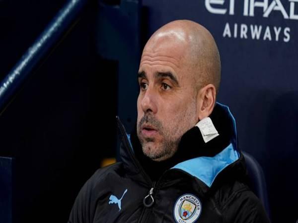 Pep Guardiola ngậm ngùi nói lời thật lòng