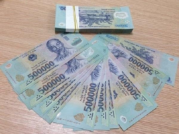 Nằm mơ thấy tiền 500 nghìn có điềm báo gì? đánh số nào?