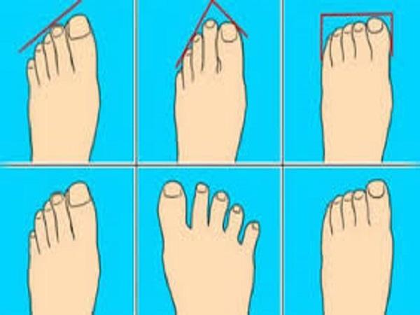 Cách xem bói bàn chân nữ đoán vận mệnh tướng số