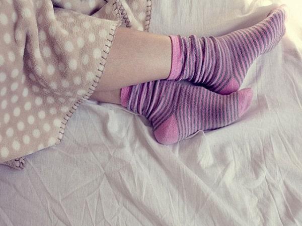 nằm mơ thấy đôi tất
