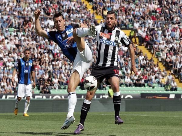 Nhận định tỷ lệ Udinese vs Atalanta (21h00 ngày 20/1)