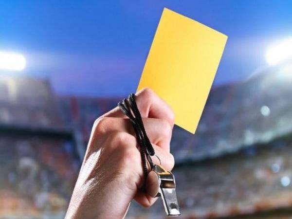 Thẻ vàng bị phạt bao nhiêu tiền? Quy định thẻ vàng trong bóng đá