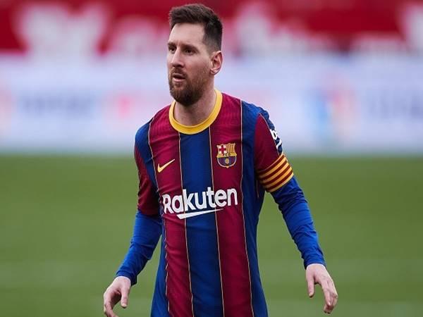 Bóng đá Quốc tế sáng 12/3: Messi bỏ bom PSG