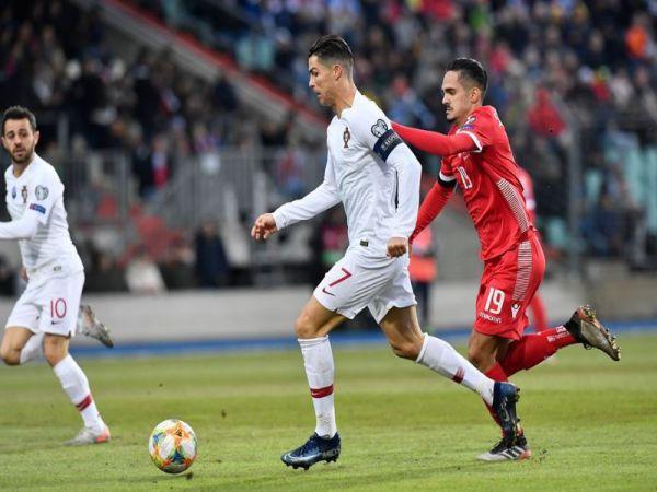 Nhận định tỷ lệ Luxembourg vs Bồ Đào Nha, 01h45 ngày 31/3