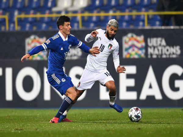 Nhận định tỷ lệ Italia vs Bắc Ireland, 02h45 ngày 26/3 – VL World Cup