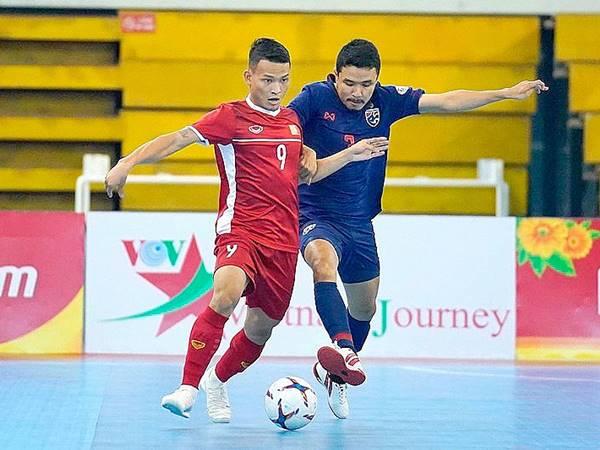 Tin bóng đá 20/4:Tuyển VN đá play-off tranh suất dự WC futsal