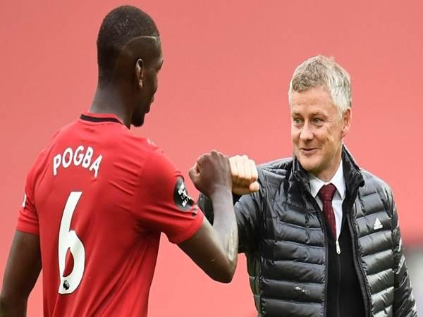 Tin bóng đá 23/4: Man United giao cho Solskjaer đàm phán với Pogba