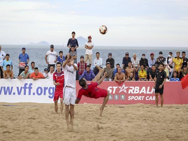Bóng đá bãi biển là gì? Luật thi đấu bóng đá bãi biển