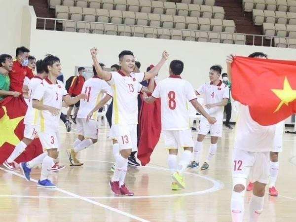 Bóng đá Việt Nam 26/5: ĐT Futsal Việt Nam dự World Cup