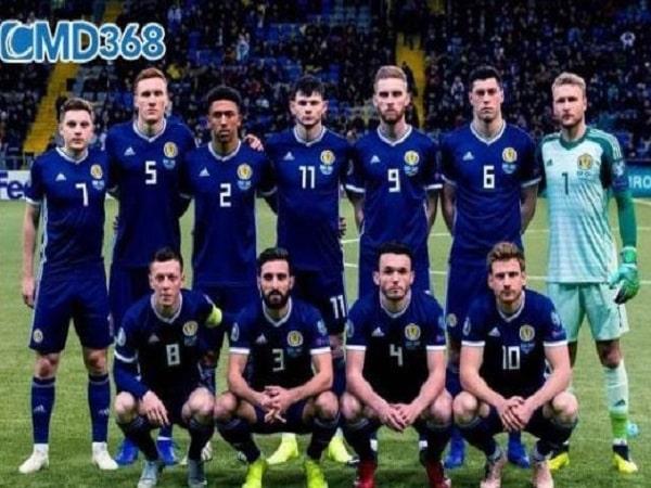 Đánh giá sức mạnh thi đấu của đội hình đội tuyển Scotland tại VCK Euro 2021