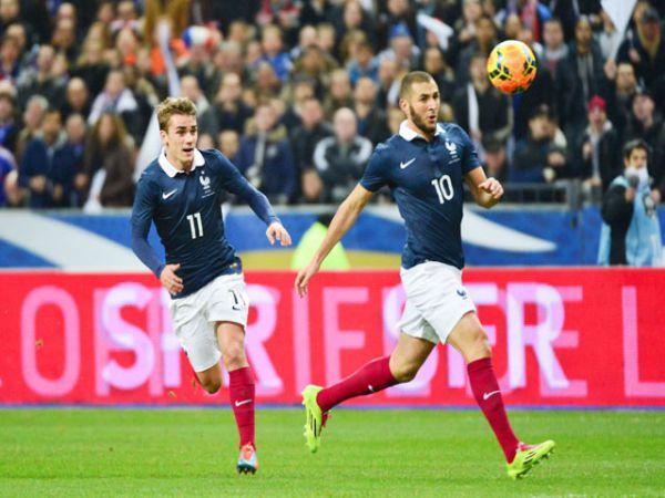 Nhận định tỷ lệ Pháp vs Wales, 2h05 ngày 3/6 – Giao hữu ĐTQG