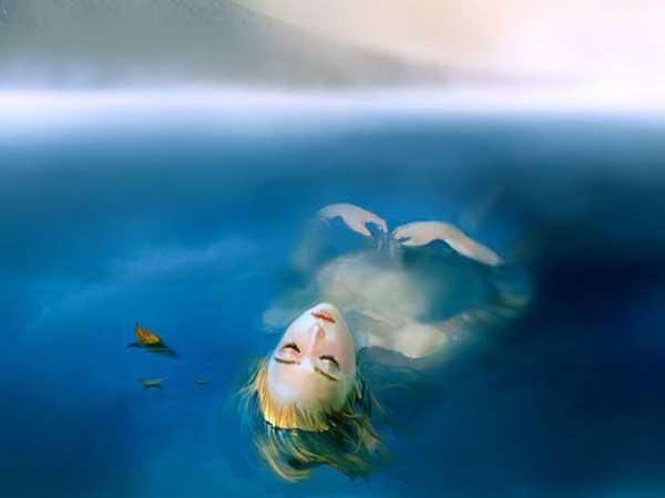 Nằm mơ thấy xác chết trôi sông đánh con gì, có điềm báo gì