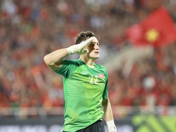 Điểm mặt 6 cầu thủ cao nhất Việt Nam hiện nay